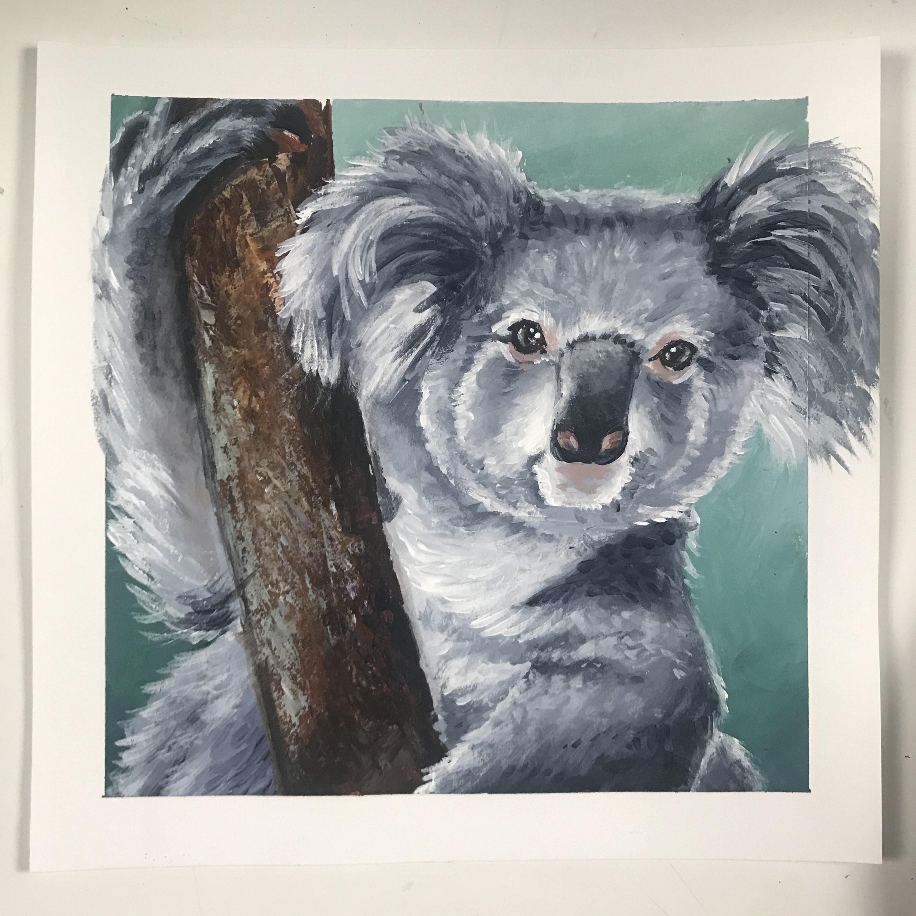Koala Host Train