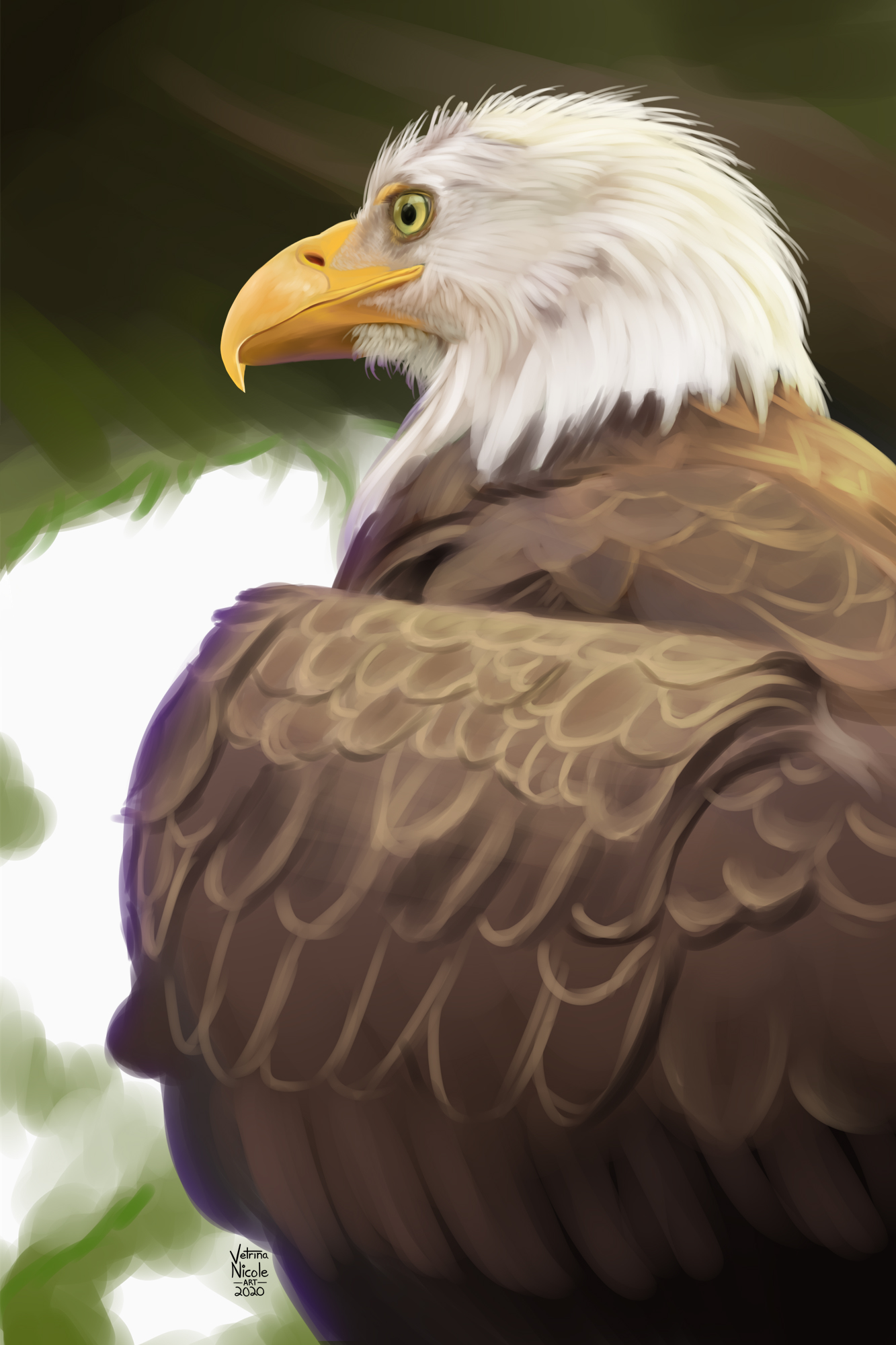 Eagle Host Train